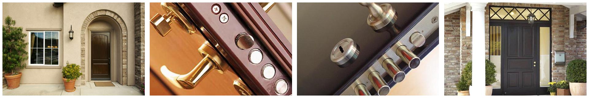 установить железную дверь в ивантеевке