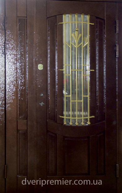 железные двери на 4 квартиры